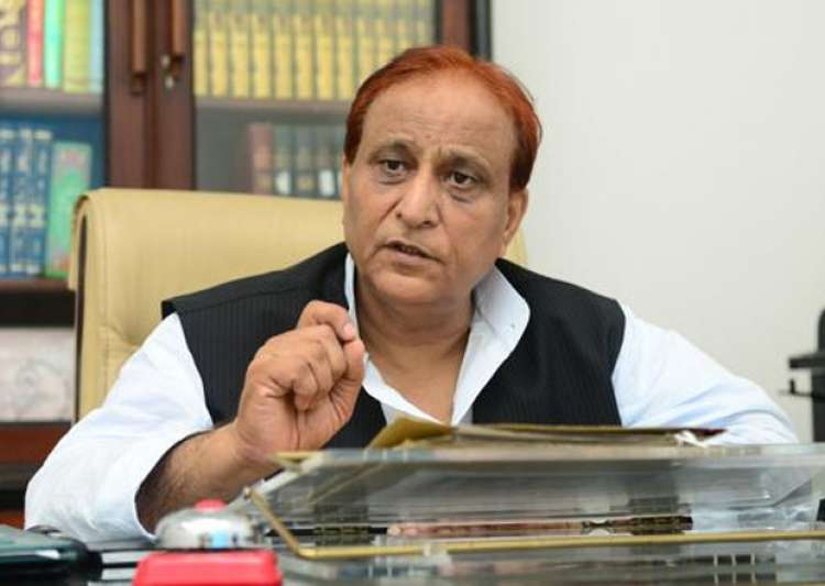 File pic of Azam Khan- India Tv