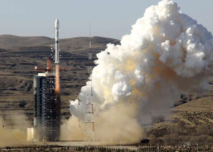 China launches manned mission- India Tv