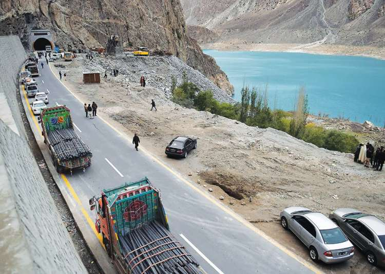 China, Pakistan to modernise vital rail link to speed up- India Tv
