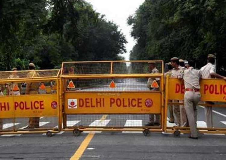 Attempts made by Pakistan to hack Delhi Police website go- India Tv