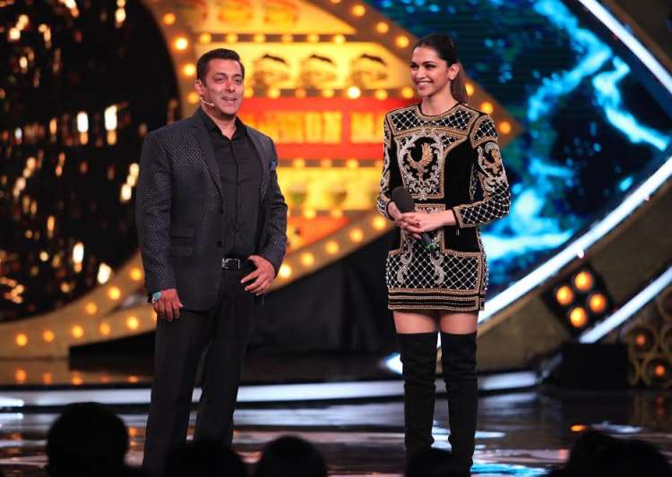 Salman calls Deepika the first International action star