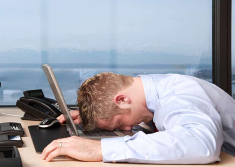 High-stressed jobs not good for health