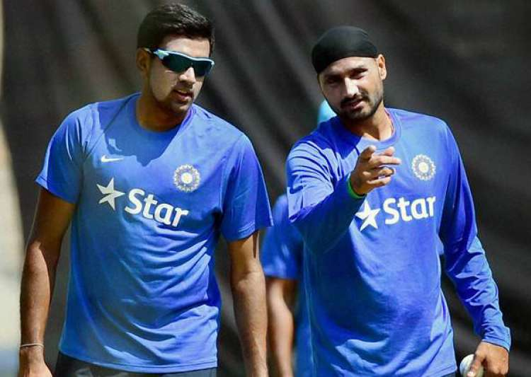 Ravichandran Ashwin, Virat Kohli, Harbhajan-Ashwin- India Tv