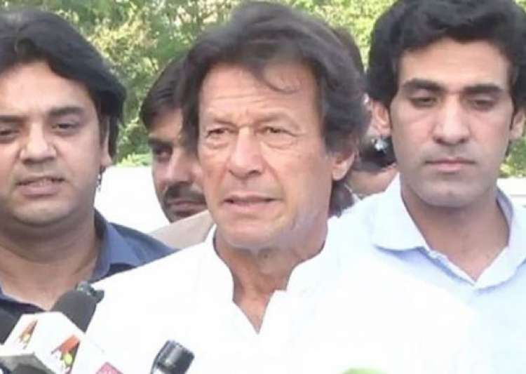 Imran Khan's planned agitation rattles China- India Tv