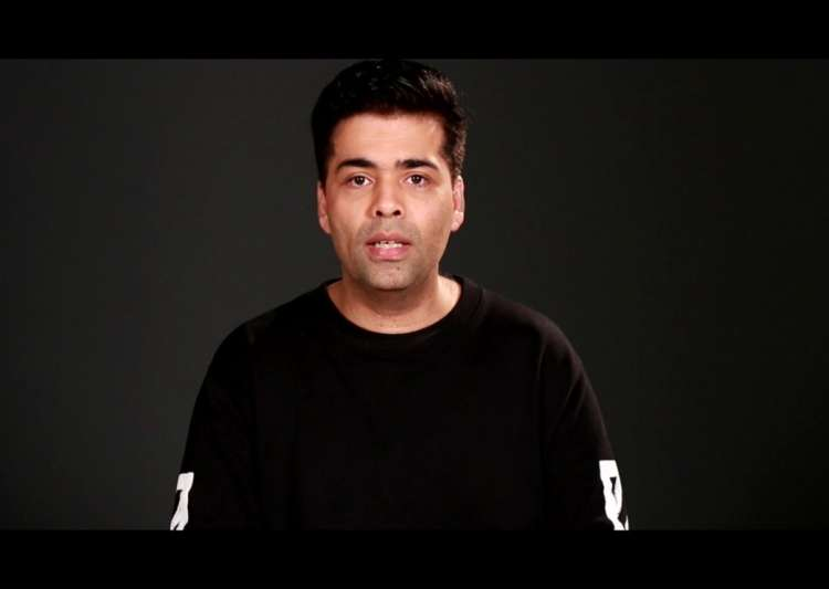 Karan Johar breaks silence on ADHM row- India Tv