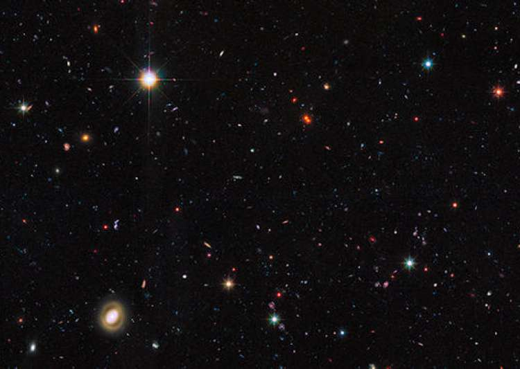 number of galaxies in universe - photo #1