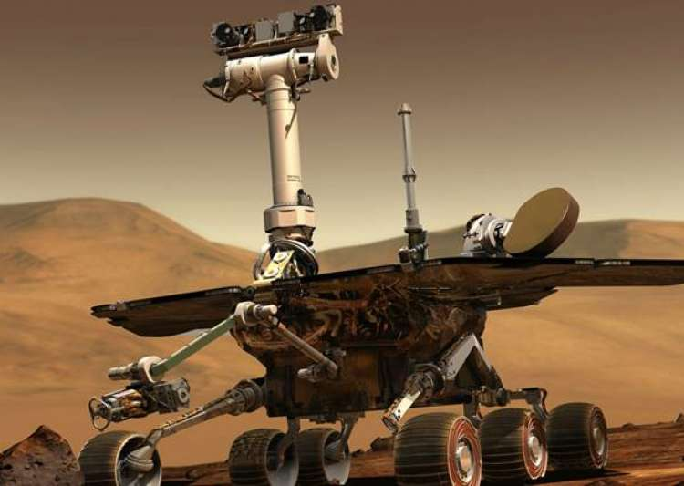 rover on mars tv - photo #5
