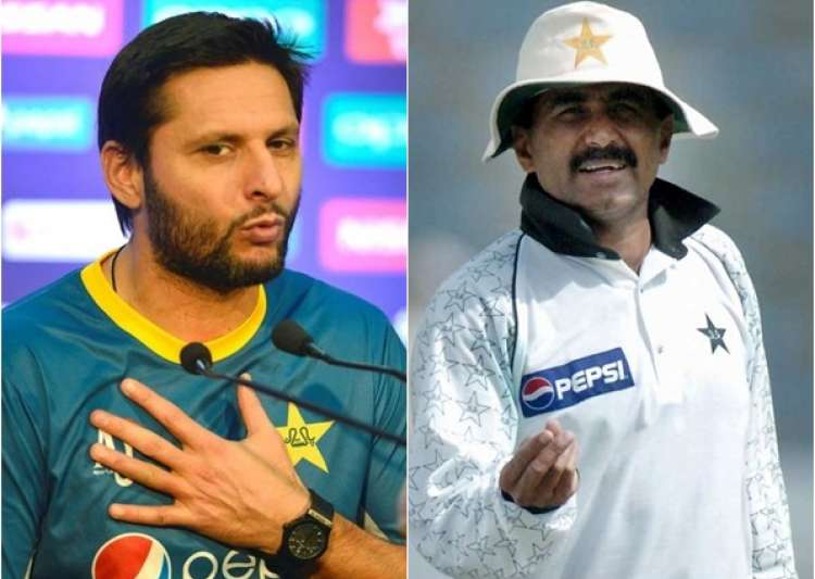 Shahid Afridi, Javed Miandad, Dawood Ibrahim- India Tv
