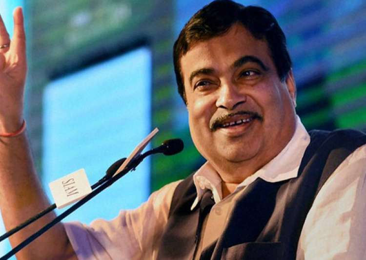 Nitin Gadkari- India Tv
