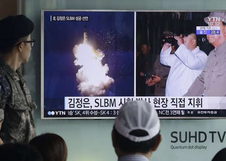 US, South Korea, North Korea, Missile Launch- India Tv