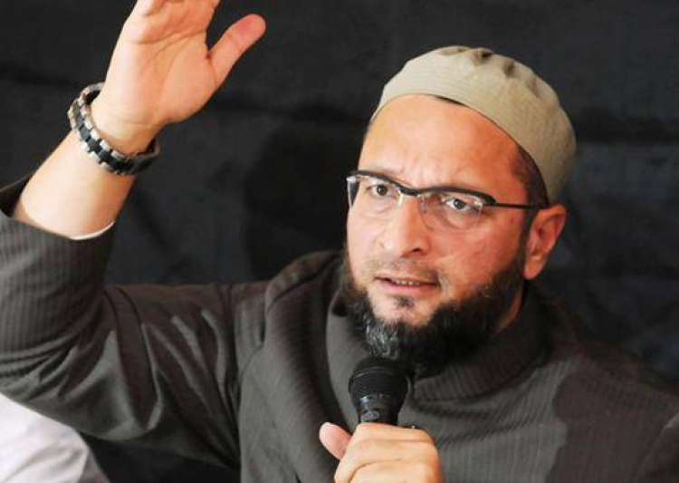 Asaduddin Owaisi- India Tv