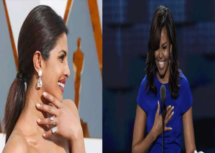 Michelle Obama campaign speech - India Tv
