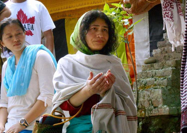 AFSPA, Irom Sharmila, Manipur, AFSPA- India Tv