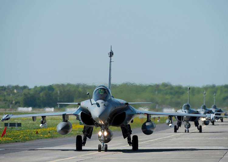 File pic of Rafael fighter jet- India Tv