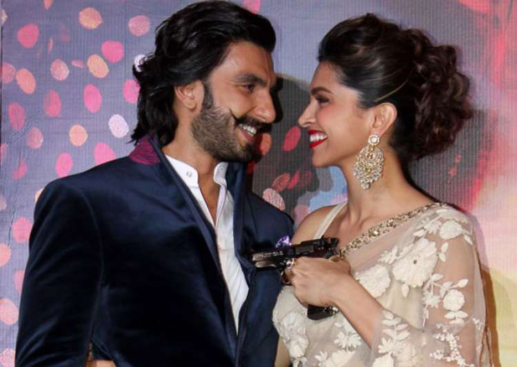 Ranveer Deepika- India Tv