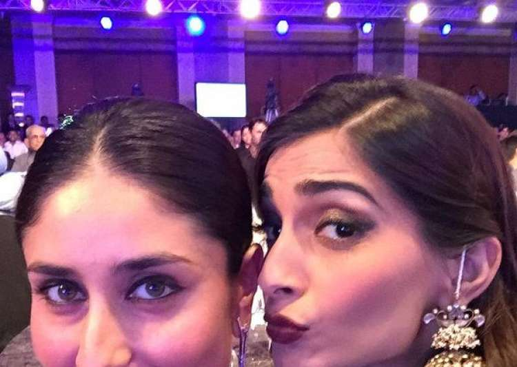 Sonam, Kareena- India Tv