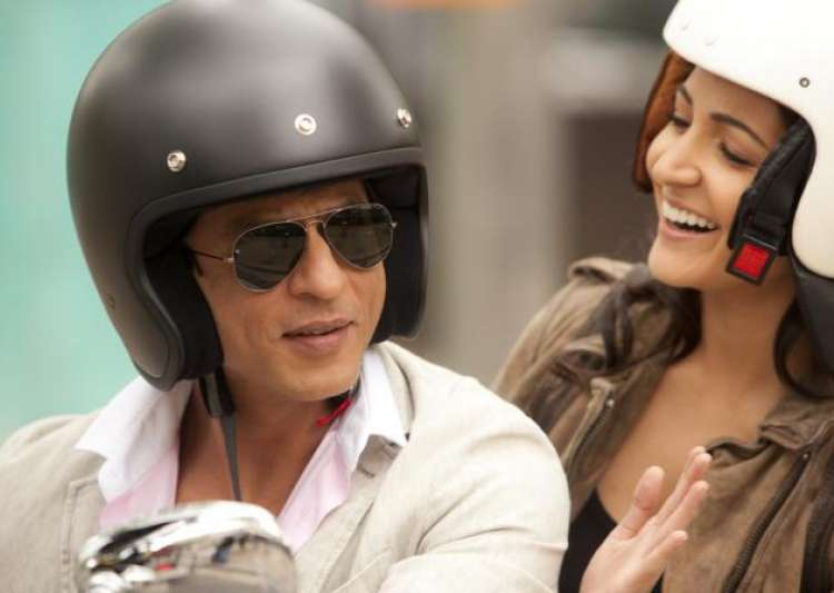 SRK posts sweet 'miss you' message for Anushka- India Tv