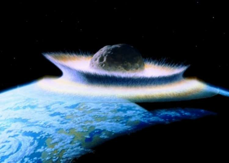 Asteroid that killed dinosaurs - India Tv