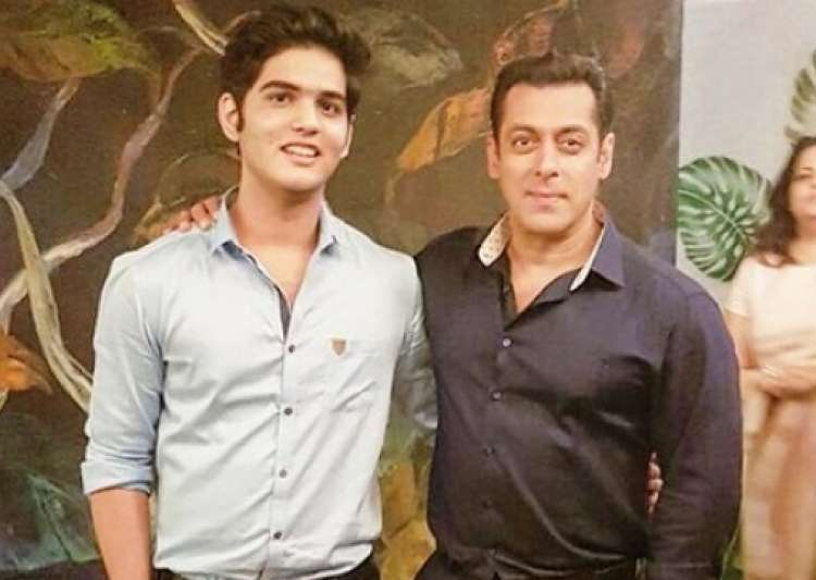Salman khan, Ali haji- India Tv