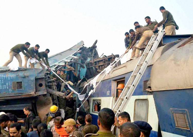 Indore-Patna train mishap- India Tv