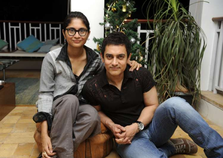Aamir Khan and Kiran Rao- India Tv