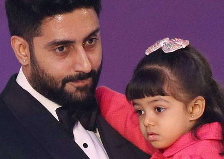 On daughter Aaradhya's birthday, Abhishek's Twitter- India Tv