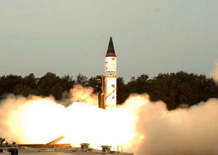 India successfully test-fires nuclear capable Agni-I- India Tv