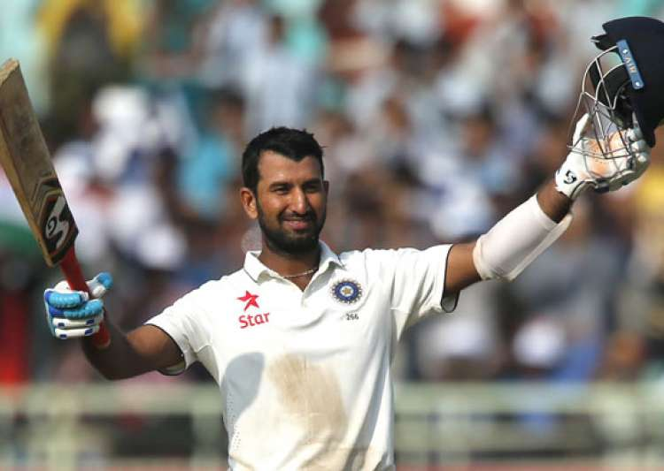 Won't be easy for England to bat on fifth day: Cheteshwar- India Tv