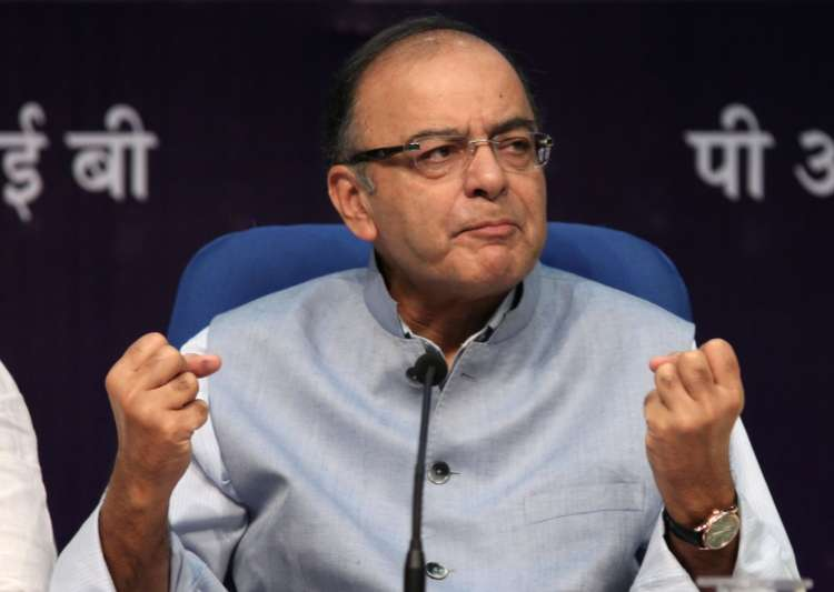 Arun Jaitley, Digital Currency, Black Money- India Tv