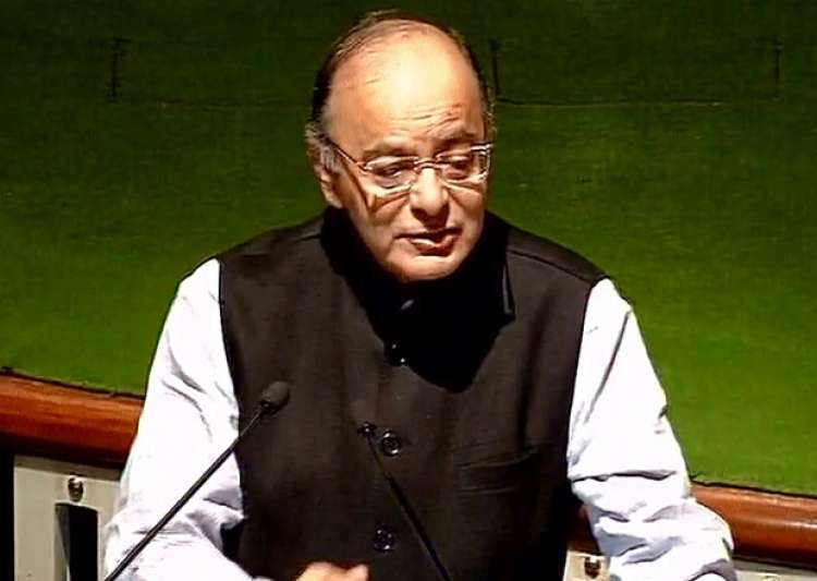 Arun Jaitley speaks at BJP Parliamentary Board meet - India Tv