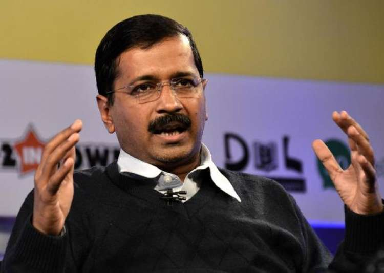 File Photo of Arvind Kejriwal- India Tv