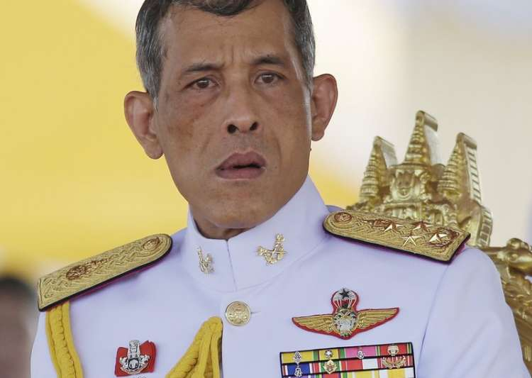 Crown prince set become new king in Thailand