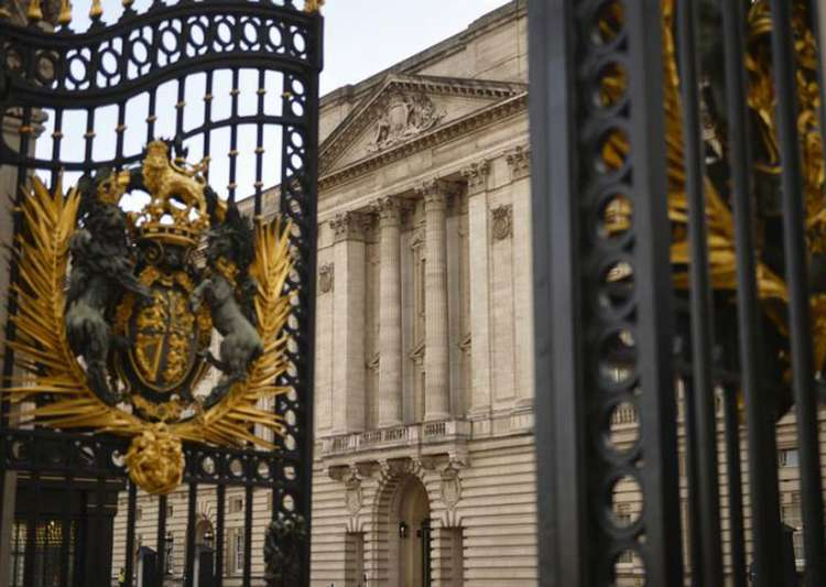 Buckingham Palace repairs - India Tv
