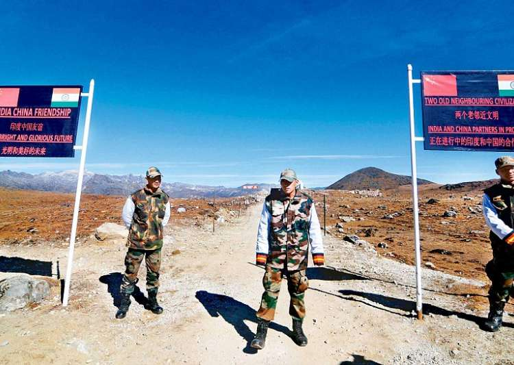 china denies incursion in ladakh says no unilateral action to change lac status quo. Black Bedroom Furniture Sets. Home Design Ideas