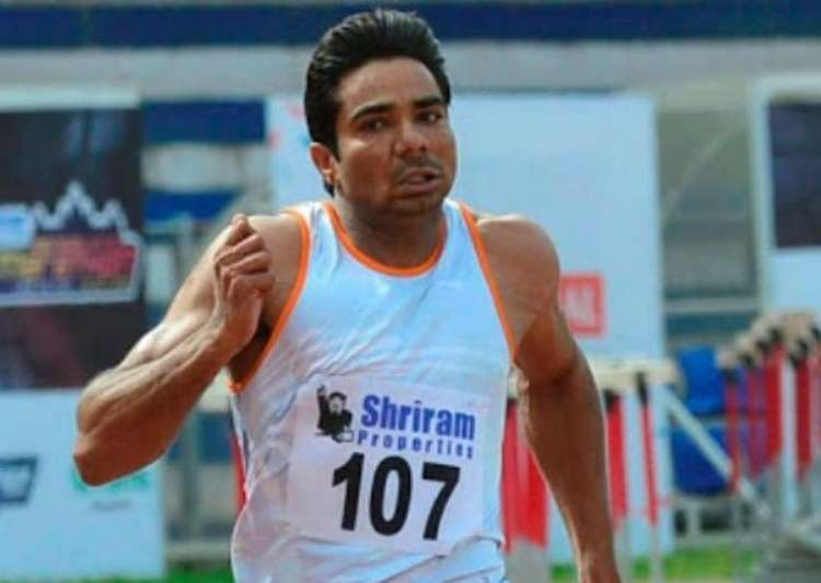 Haryana, sprinter, Dharambir Singh, dope test,NADA- India Tv