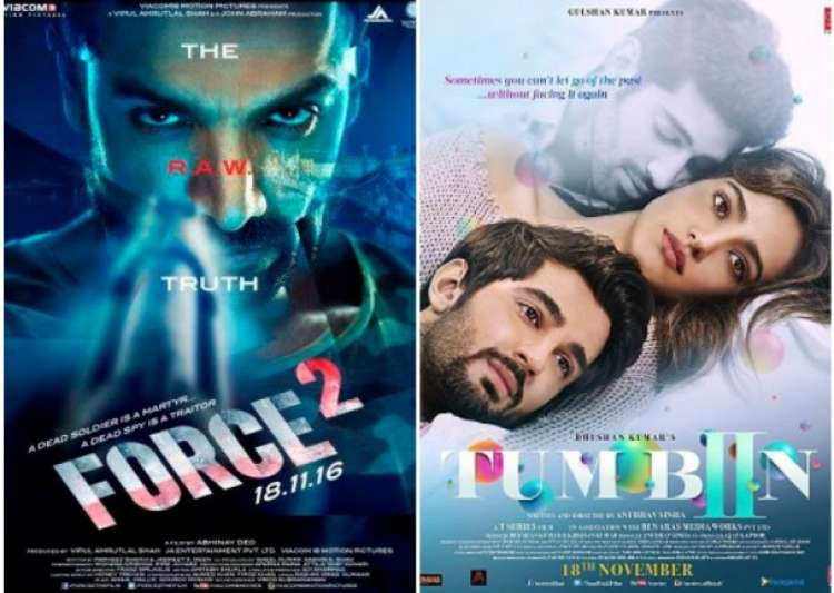 'Force 2', 'Tum Bin 2'- India Tv
