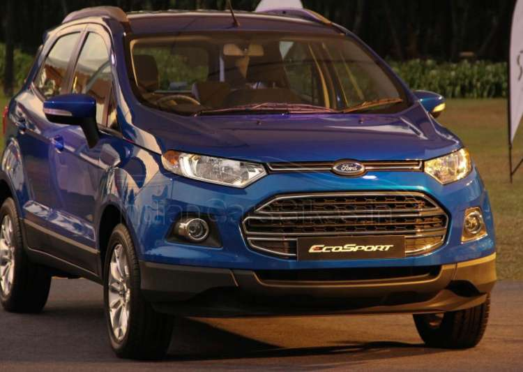 Ford EcoSport- India Tv