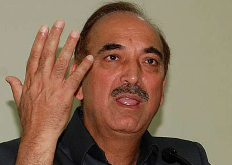 Ghulam Nabi Azad- India Tv