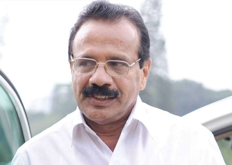 File pic of Union Minister DV Sadananda Gowda - India Tv