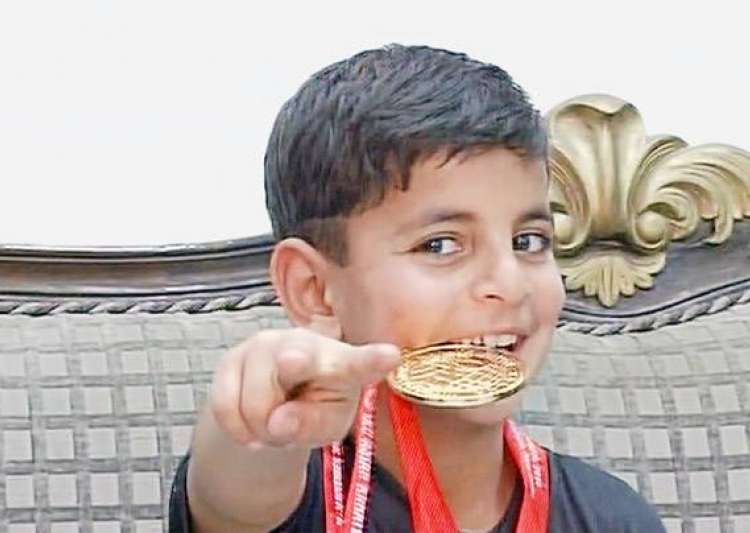 Kashmir's 7-year-old 'karate kid' brings pride to