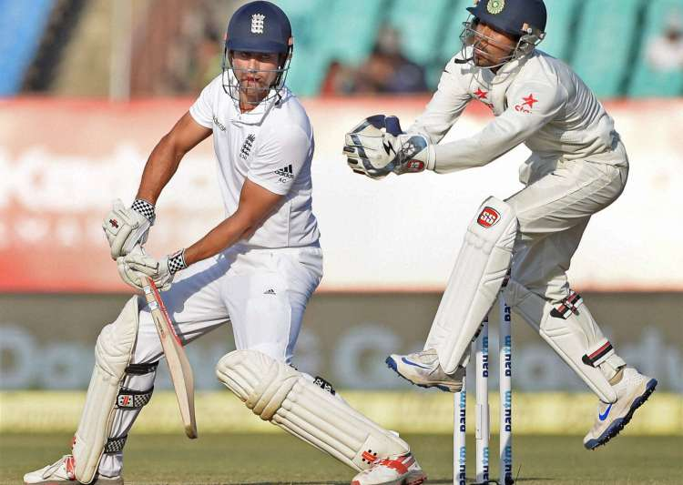 Ind vs Eng, 1st Test: England takes firm control with 163 ...