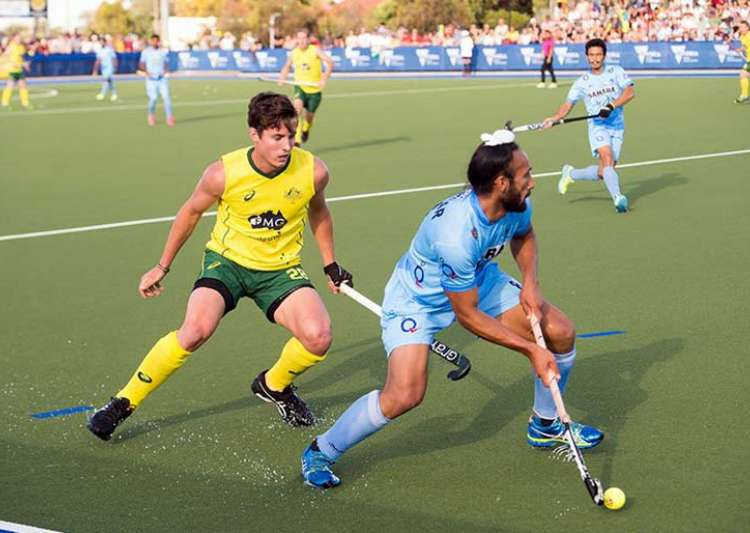 Hockey, Australia, India, Men's hockey, world No 1