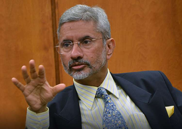 File pic - Foreign Secretary S Jaishankar - India Tv