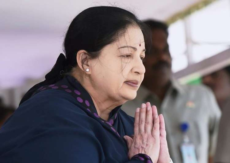 File Photo of Jayalalithaa- India Tv