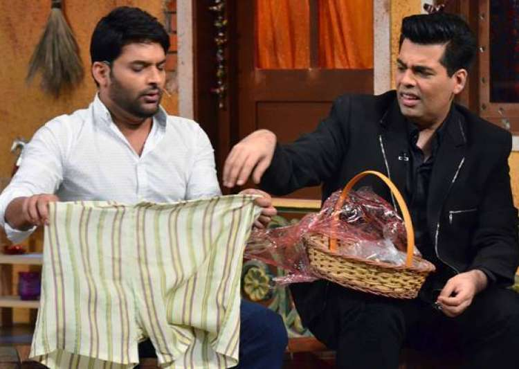 Kapil Sharma's to come on 'Koffee With Karan'
