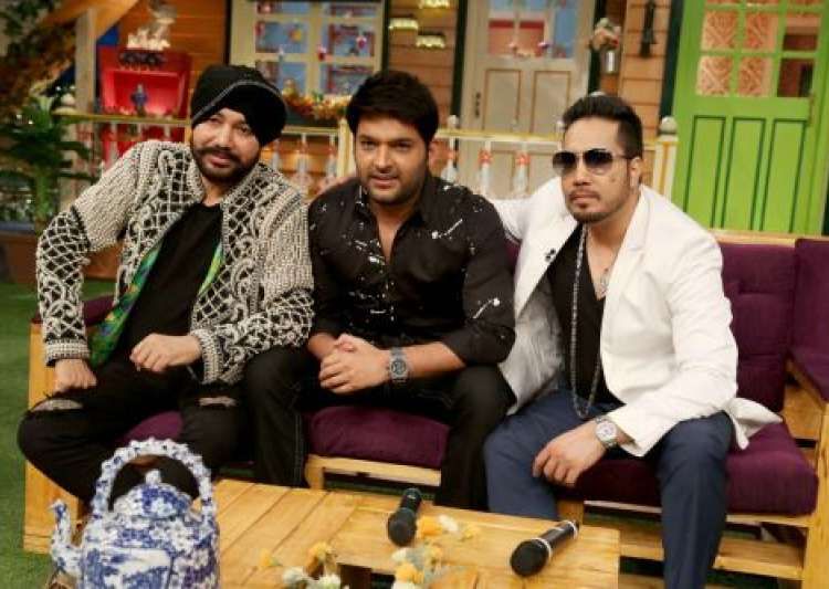 Daler Mehndi, Mika, Kapil Sharma- India Tv- India Tv