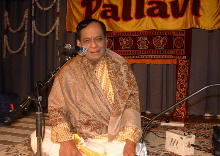M. Balamuralikrishna - India Tv