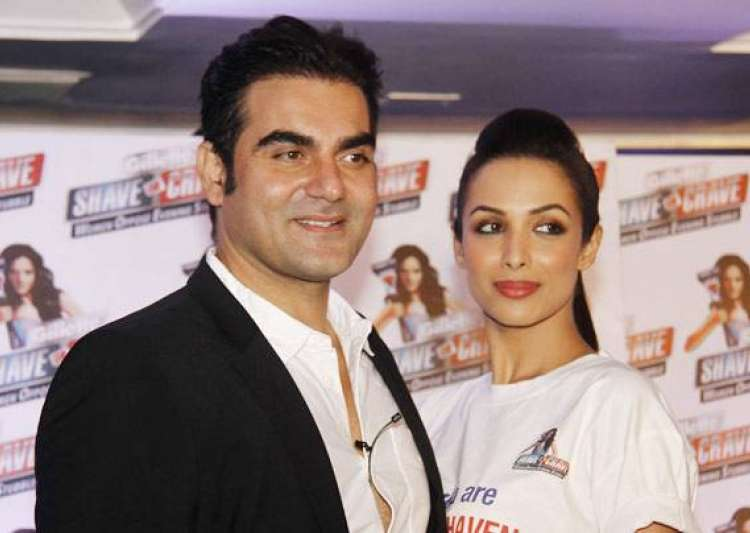 Malaika Arora, Arbaaz Khan- India Tv