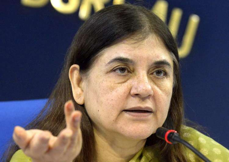 India among lowest four nations in rape cases: Maneka- India Tv