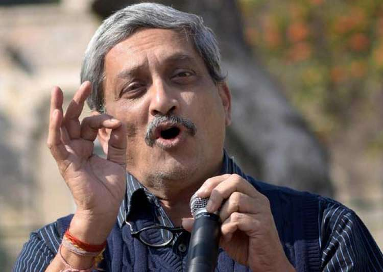 File Photo of Manohar Parrikar- India Tv